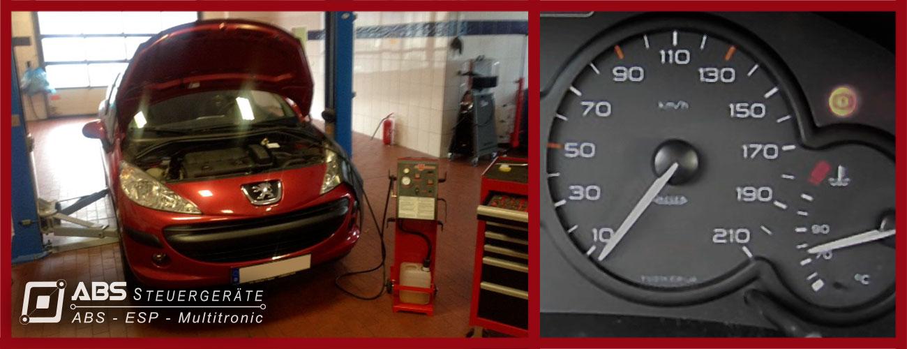 Peugeot 207 | ABS-ESP Steuergeräte - ABS Multitronic & Steuergeräte ...